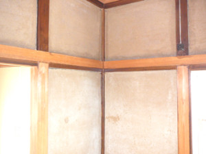 茂原市整体カイロオステ楽楽屋の壁下地
