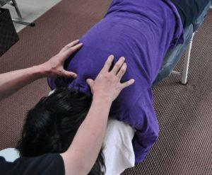 自律神経の施術