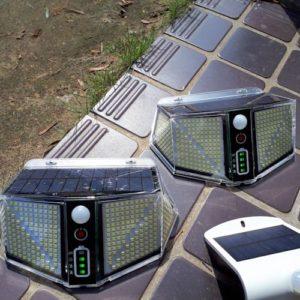 ソーラーセンサーライト
